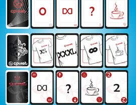 nº 64 pour I need some Graphic Design for Planning Poker Cards (AI, PSD, EPS, PDF, PNG) par ERIKAMARIAG