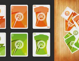 nº 72 pour I need some Graphic Design for Planning Poker Cards (AI, PSD, EPS, PDF, PNG) par LionWikki