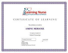 Nro 14 kilpailuun Quiz Certificate of Completion käyttäjältä aminemax