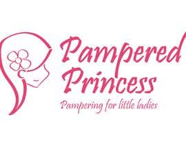 #108 za Logo Design for Pampered Princess od lukeman12