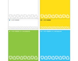 raucau tarafından Design Lettter Head, Brochure Cover, Notepad için no 12