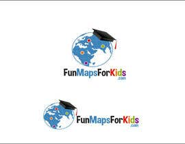 #74 for Design a Logo for FunMapsForKids.com af saimarehan