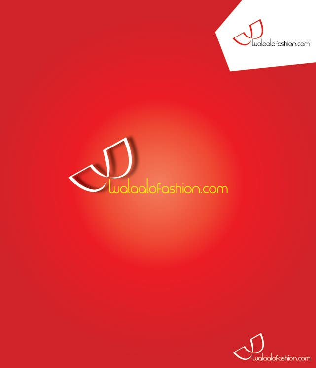 Proposition n°5 du concours branding for walaalo fashion