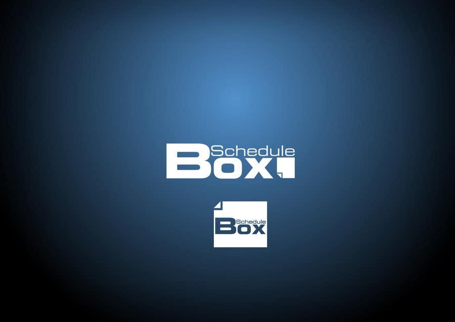 Конкурсная заявка №184 для Graphic Design for ScheduleBox