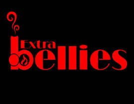 "#159 for Design a Logo for ""Extra Bellies"" af jonamino"