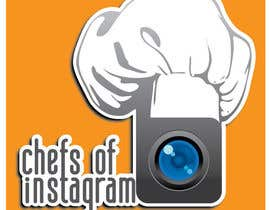 "#79 cho Design a Logo for business ""Chefs Of Instagram"" bởi popescumarian76"