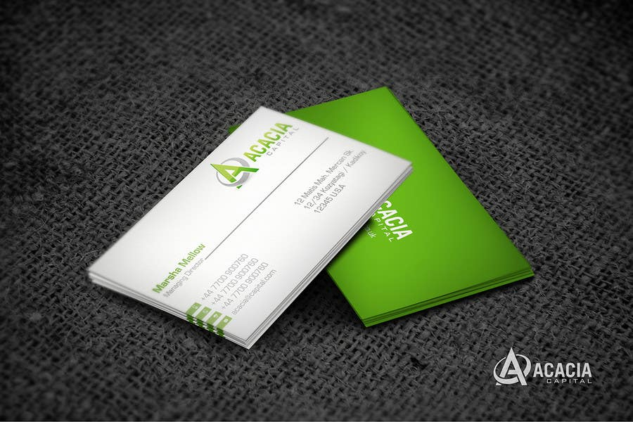 Konkurrenceindlæg #46 for Logo and Business Card Design (Corporative Identity)