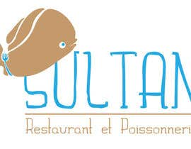 #52 cho Design a Logo for  Sultan  Restaurant - repost bởi zitabanyai