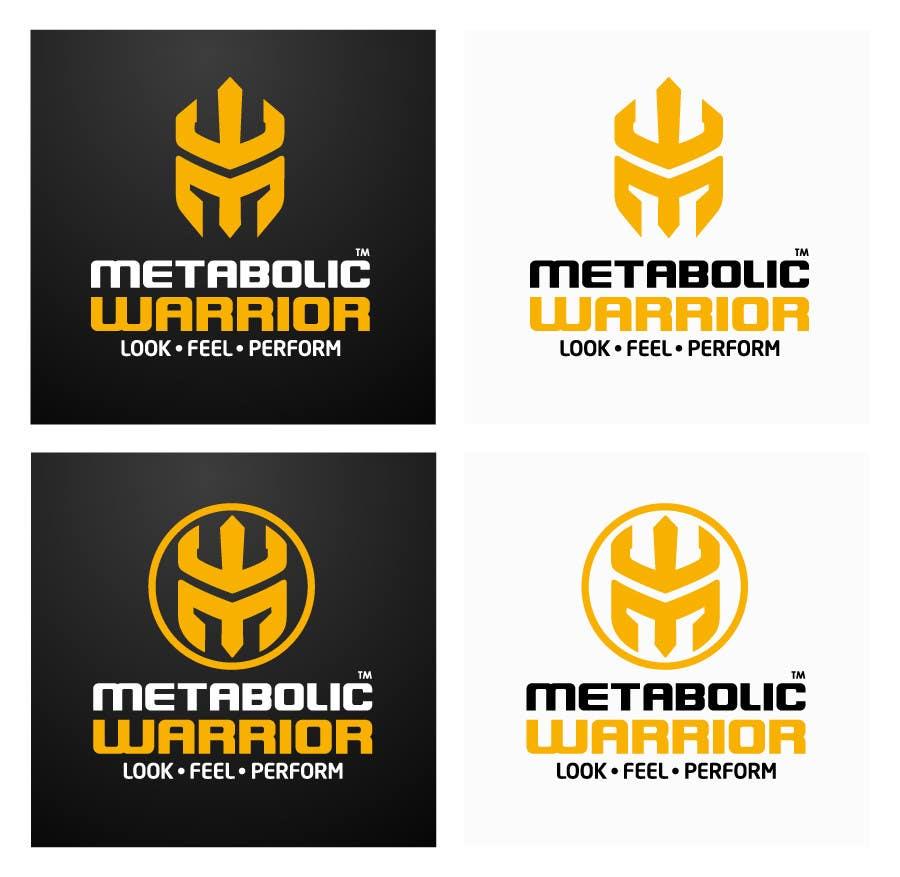 Kilpailutyö #17 kilpailussa Redesign a Fitness Logo