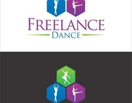 #167 para Design a Logo for Freelance Dance por abd786vw