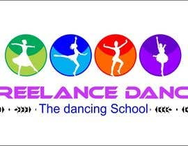 nº 99 pour Design a Logo for Freelance Dance par surabi123