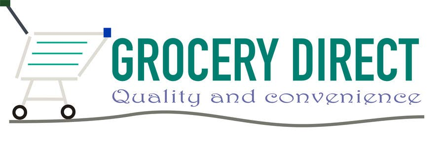 Contest Entry #                                        45                                      for                                         Design a Logo for Online Grocery Store