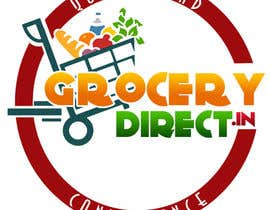 #38 for Design a Logo for Online Grocery Store af aerieljilliane