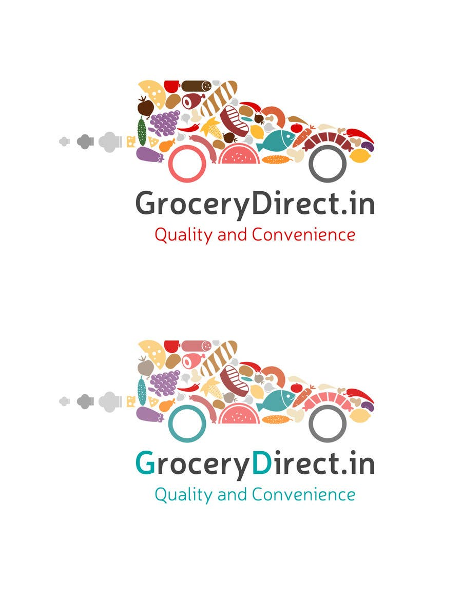 Contest Entry #                                        41                                      for                                         Design a Logo for Online Grocery Store