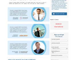 #28 for Creating of a landingpage by raihan2017