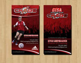 RERTHUSI tarafından (6) Business Card Designs needed for Youth Soccer Team için no 11