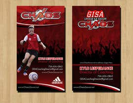 RERTHUSI tarafından (6) Business Card Designs needed for Youth Soccer Team için no 12