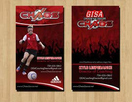 RERTHUSI tarafından (6) Business Card Designs needed for Youth Soccer Team için no 13