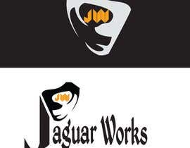 nº 78 pour Design a Logo for Jaguar Works par somenathbasak