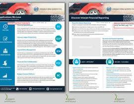 Nro 17 kilpailuun Need Alternate Headers for Sales Brochure-InDesign käyttäjältä ksaurav75
