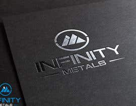 #118 para Design a Logo for Infinity Metals por mdreyad
