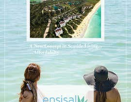 #5 for Design a Brochure for ENSISAL (trifold) af barinix