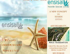 #14 for Design a Brochure for ENSISAL (trifold) af unisunindia