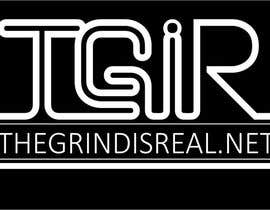 #27 cho Design a Logo for the Grind Is Real bởi TerrickD351gn