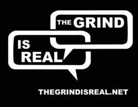 #136 for Design a Logo for the Grind Is Real by angelajohnson70
