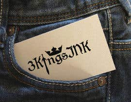 Nro 9 kilpailuun Design a Logo For A Tattoo Shop käyttäjältä stefanalev