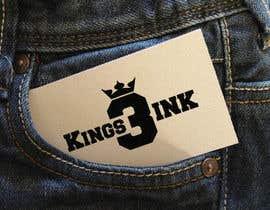 Nro 14 kilpailuun Design a Logo For A Tattoo Shop käyttäjältä stefanalev