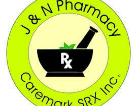 #67 cho Design a Logo for J & N Pharmacy bởi paprikacreations