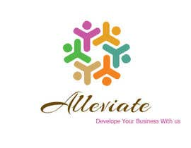 #7 for Design a Logo for a new start up company called alleviate af jemes87