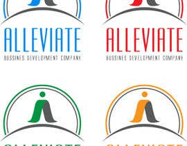 kukuhsantoso86 tarafından Design a Logo for a new start up company called alleviate için no 4