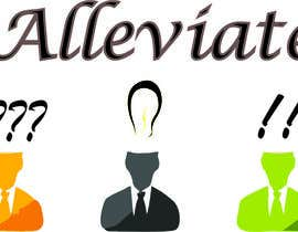 luana2424 tarafından Design a Logo for a new start up company called alleviate için no 38