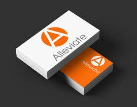 QUANGTRUNGDESIGN tarafından Design a Logo for a new start up company called alleviate için no 33