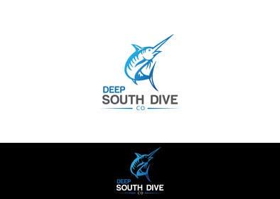sanayafariha tarafından Design a Logo incl. a fish - Deep South Dive Co. için no 18