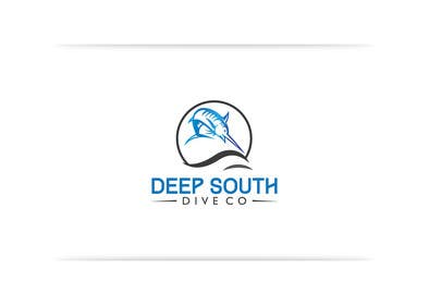 sanayafariha tarafından Design a Logo incl. a fish - Deep South Dive Co. için no 20