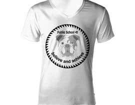 Nro 8 kilpailuun School spirit t-shirt design käyttäjältä lauraburdea
