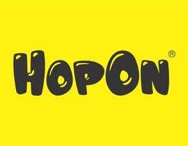 Nro 3 kilpailuun DESIGN A LOGO FOR A PRODUCT: HopOn käyttäjältä Carlito36