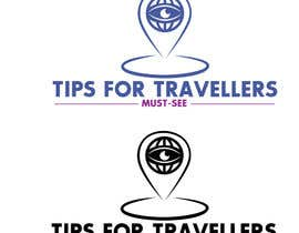 Nro 56 kilpailuun Design a Logo for Tips For Travellers käyttäjältä jasminajevtic