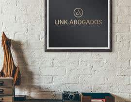 "Nro 34 kilpailuun Logo design for attorneys virtual directory . Directory name ""LINK ABOGADOS"" käyttäjältä Robaczykiewicz"