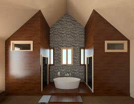 reem1794 tarafından Improve upon my current 3D design of a room interior için no 5