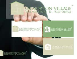 #71 para Logo Design for Gilmorton Village Store por sikoru
