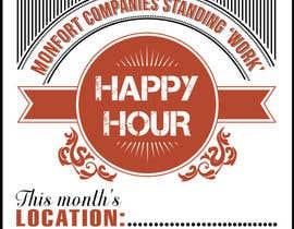 m99 tarafından Design a Happy Hour Flyer için no 17