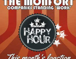 CandyHorse tarafından Design a Happy Hour Flyer için no 13