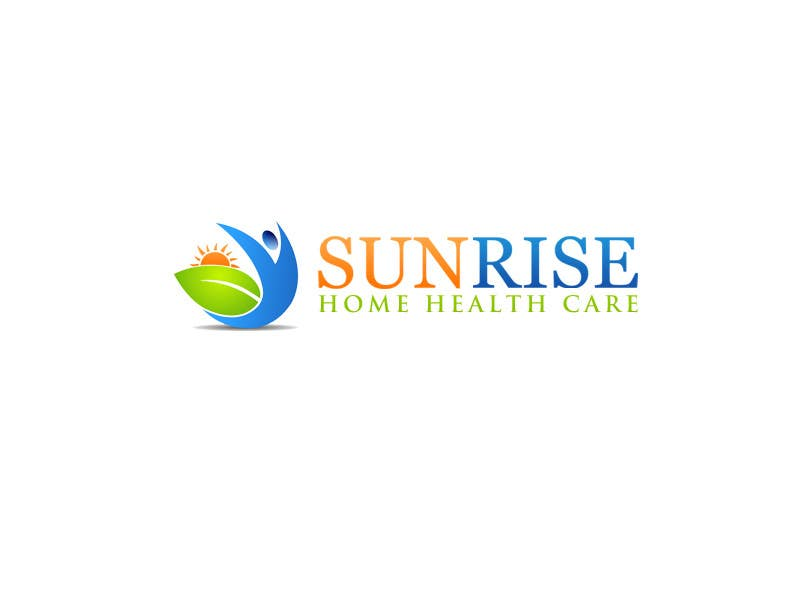 #122 for Sunrise home health care by YoussefEd