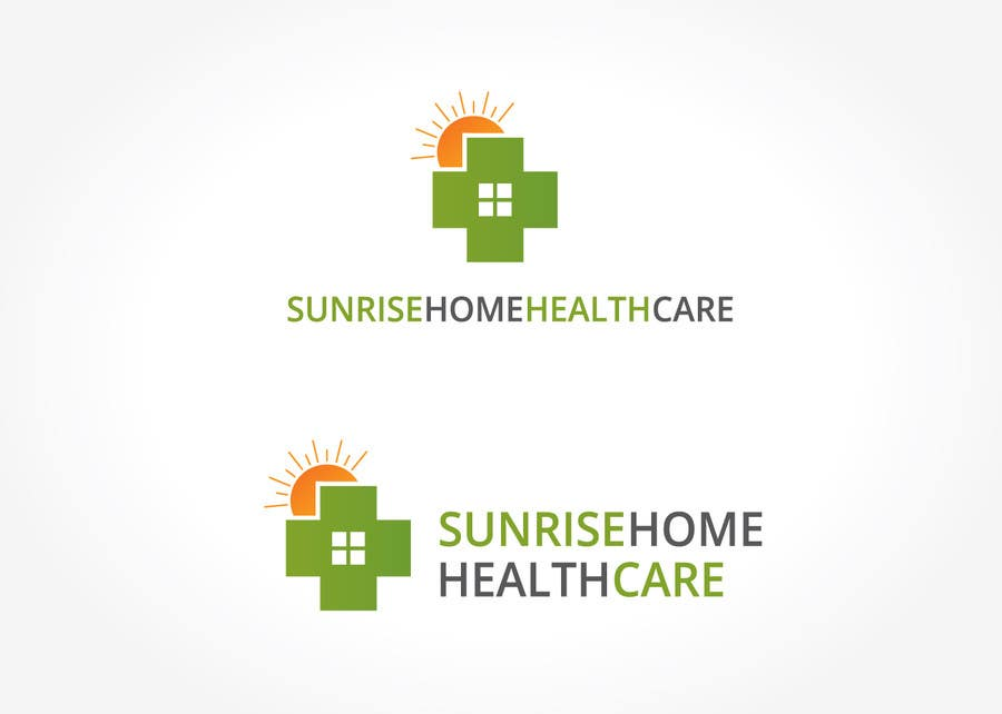 #27 for Sunrise home health care by XpertgraphicD