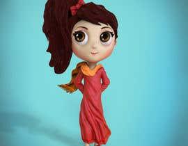 Nro 19 kilpailuun 3D model of a Cartoon figure käyttäjältä marcosrmoraes