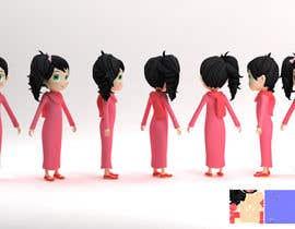 Nro 59 kilpailuun 3D model of a Cartoon figure käyttäjältä AdrianniBotina